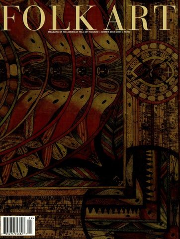 Folk Art Winter 2002 2003 By American Folk Art Museum Issuu