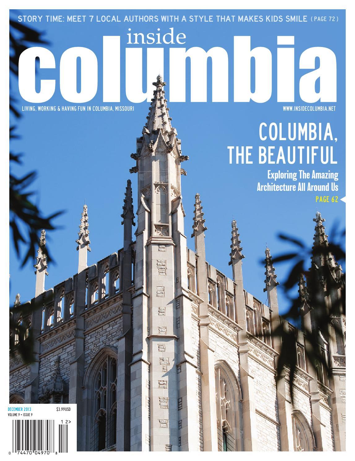 Inside Columbia December 2013 by Inside Columbia Magazine - issuu