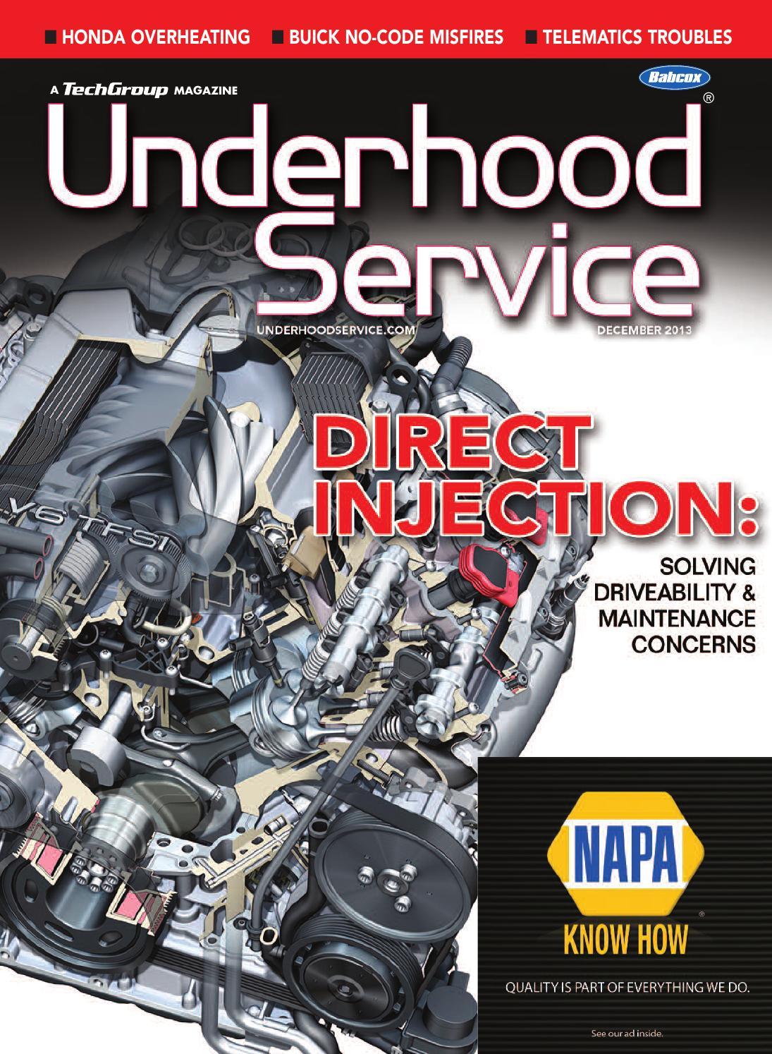 Underhood Service, December 2013 by Babcox Media - Issuu