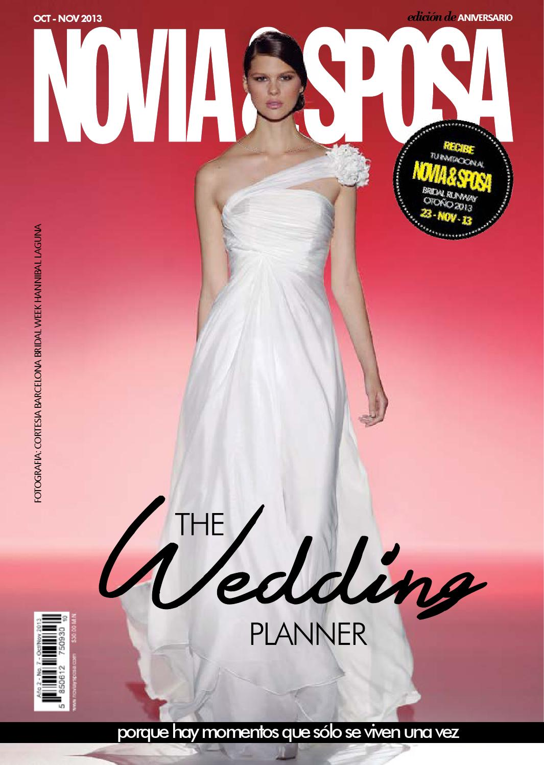 Novia&Sposa 7a edicion by Novia&Sposa - issuu