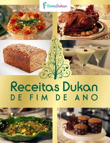 Receitas Dukan De Fim De Ano By Dieta Dukan Issuu