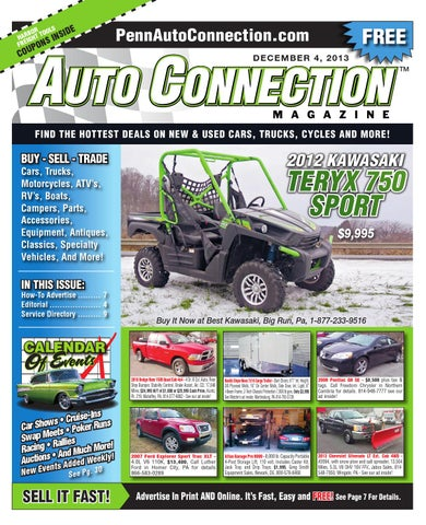 12 04 13 auto connection magazine by auto connection magazine issuu page 1 fandeluxe Image collections