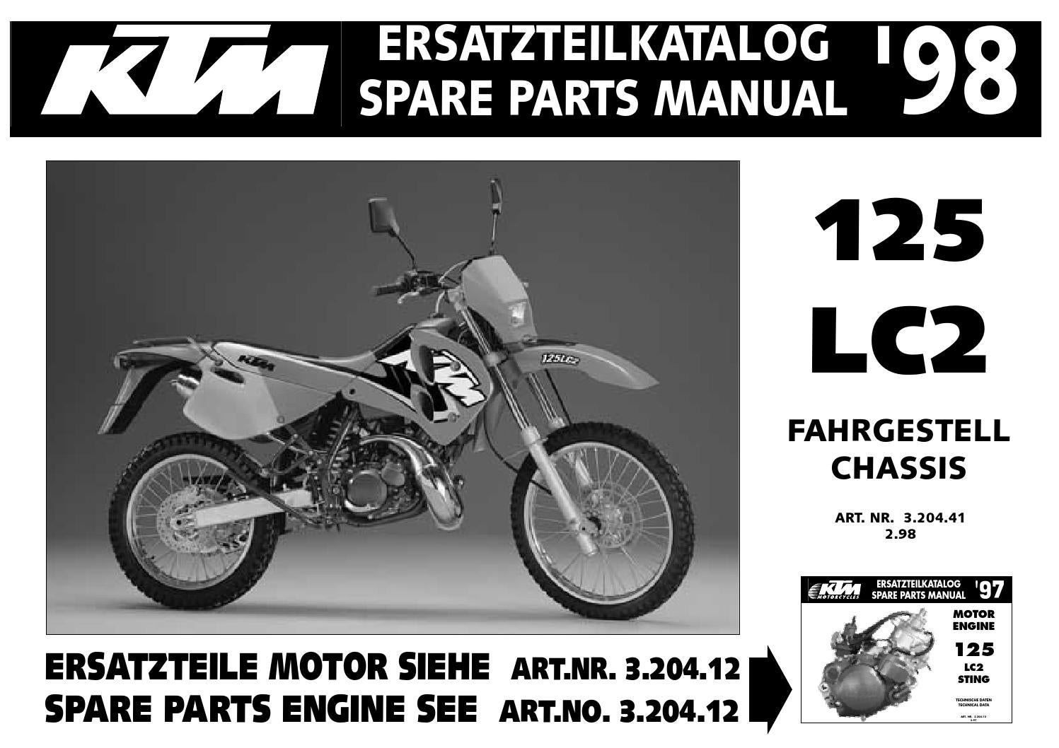 Etk fg 125lc2 98 320441 by Commonwealth Motorcycles - issuu