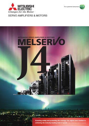 Mr J4 Servo Brochure By Soluciones Automaticas Issuu