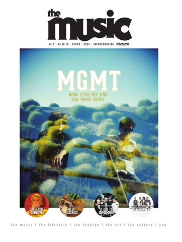 319d6170ad14 The Music (Perth) Issue  17 by TheMusic.com.au - issuu
