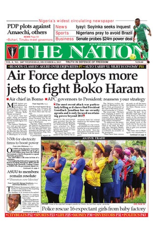 14ecd46c01d The Nation Dec 4, 2013 by The Nation - issuu