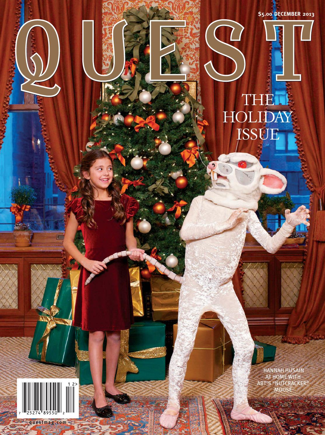 Quest December 2013 by QUEST Magazine - issuu