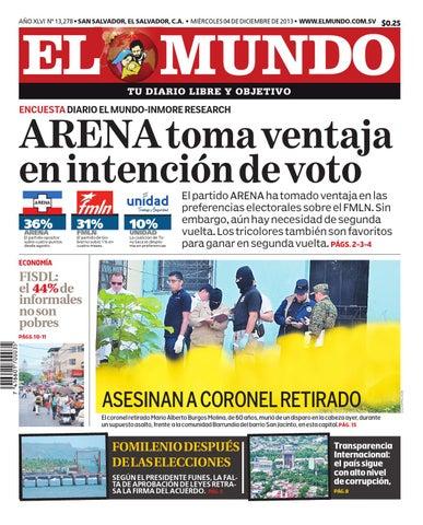 Mundo041213 by Diario El Mundo - issuu 2261d695895de