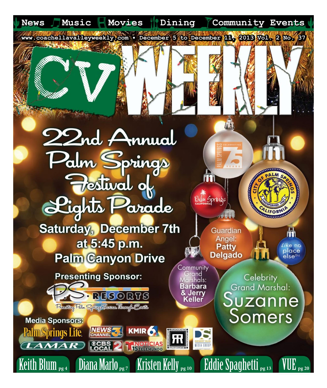 cc122671c8e8 Coachella Valley Weekly - December 5 to December 11