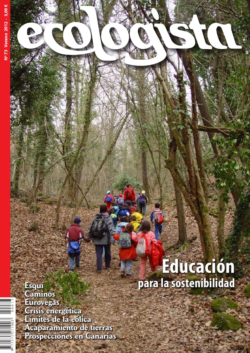 El Ecologista nº 73 by Revista El Ecologista - issuu 6610a615d85b