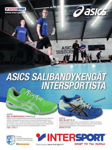 www.intersport.fi. ASICS SALIBANDYKENGÄT INTERSPORTISTA ASICS GEL ... d628b30881
