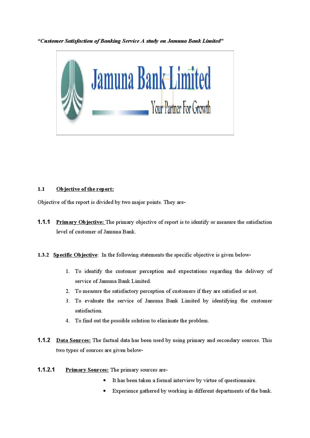 internship report on customer satisfaction of agrani bank