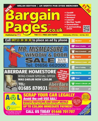 e51cdf2a76ee Bargain Pages Wales