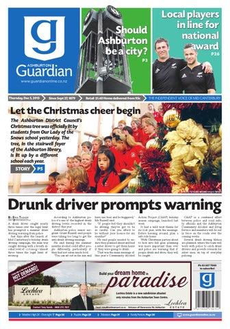 e897f2a6497 Ag 05 december 2013 by Ashburton Guardian - issuu
