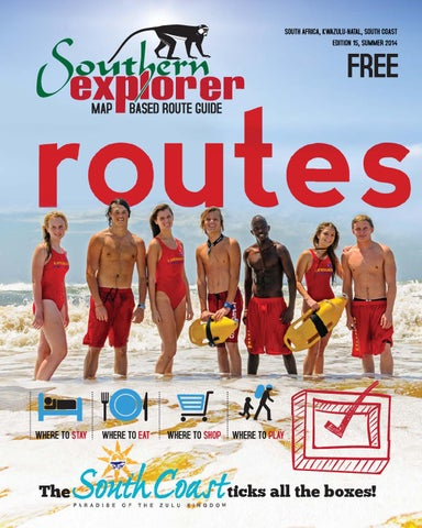 b3d375ba6f664 Summer 2013 Southern Explorer Route Guide by South Coast Style - issuu