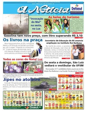 26e748a1405 Edição de 4 de Dezembro de 2013 by Jornal A Notícia - issuu