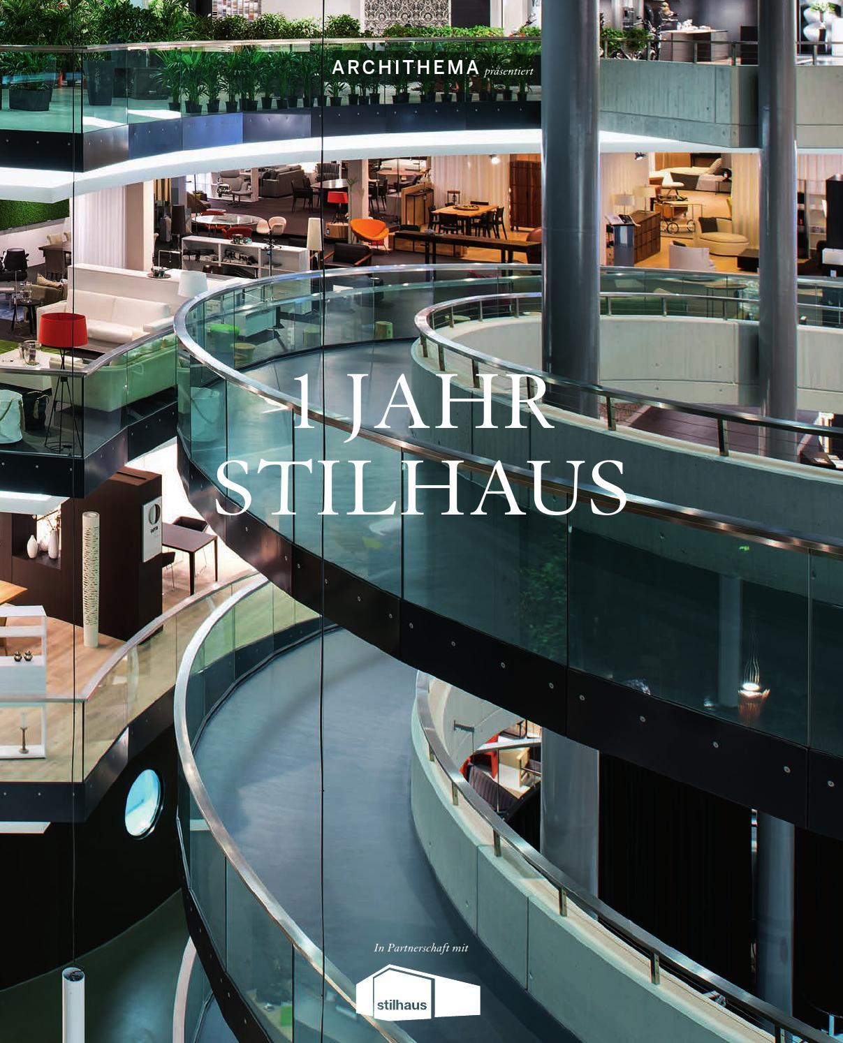 Stilhaus 2013 by Archithema Verlag - issuu