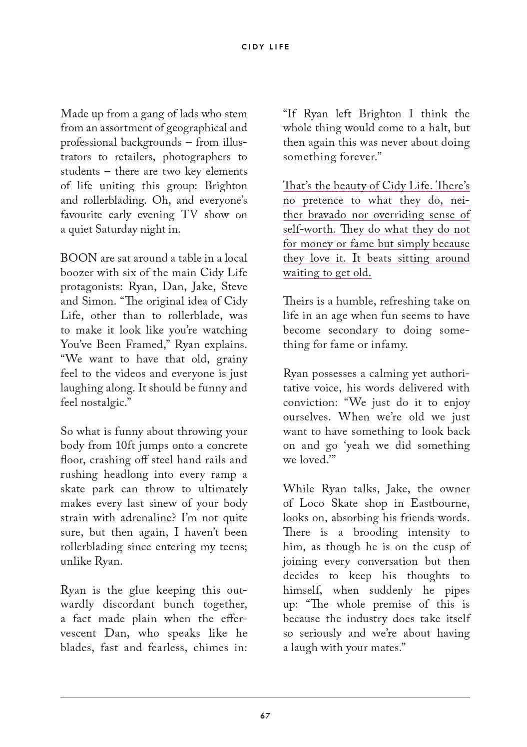 BOON Magazine Issue 3 by BOON Magazine - issuu