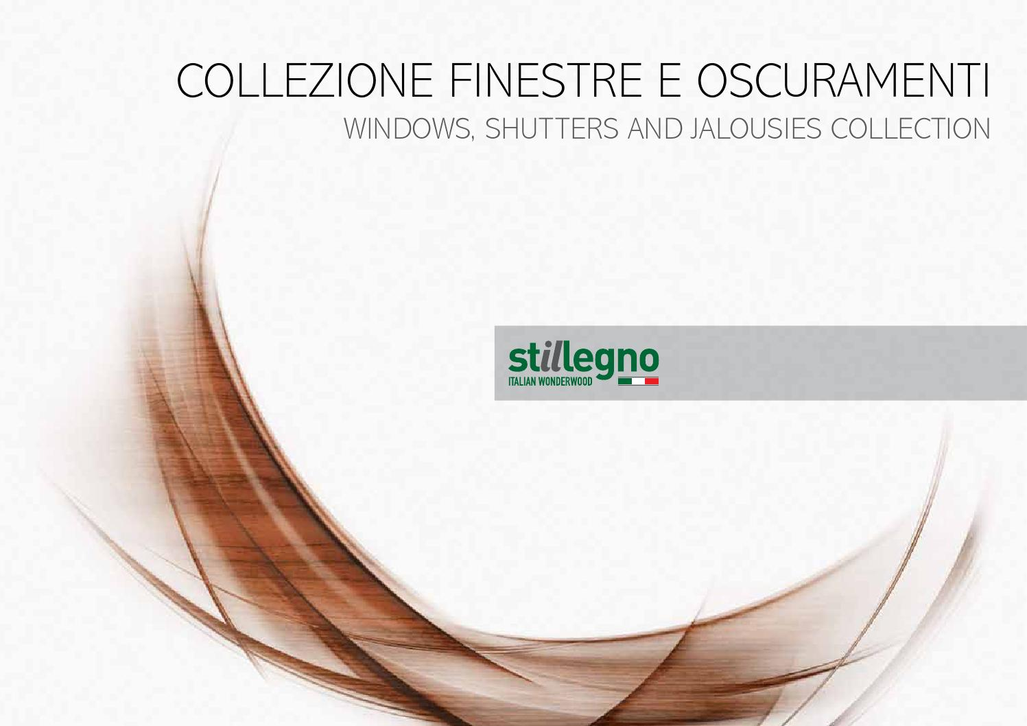 Windows Shutters And Jalousies Collection By Imola Legno Issuu
