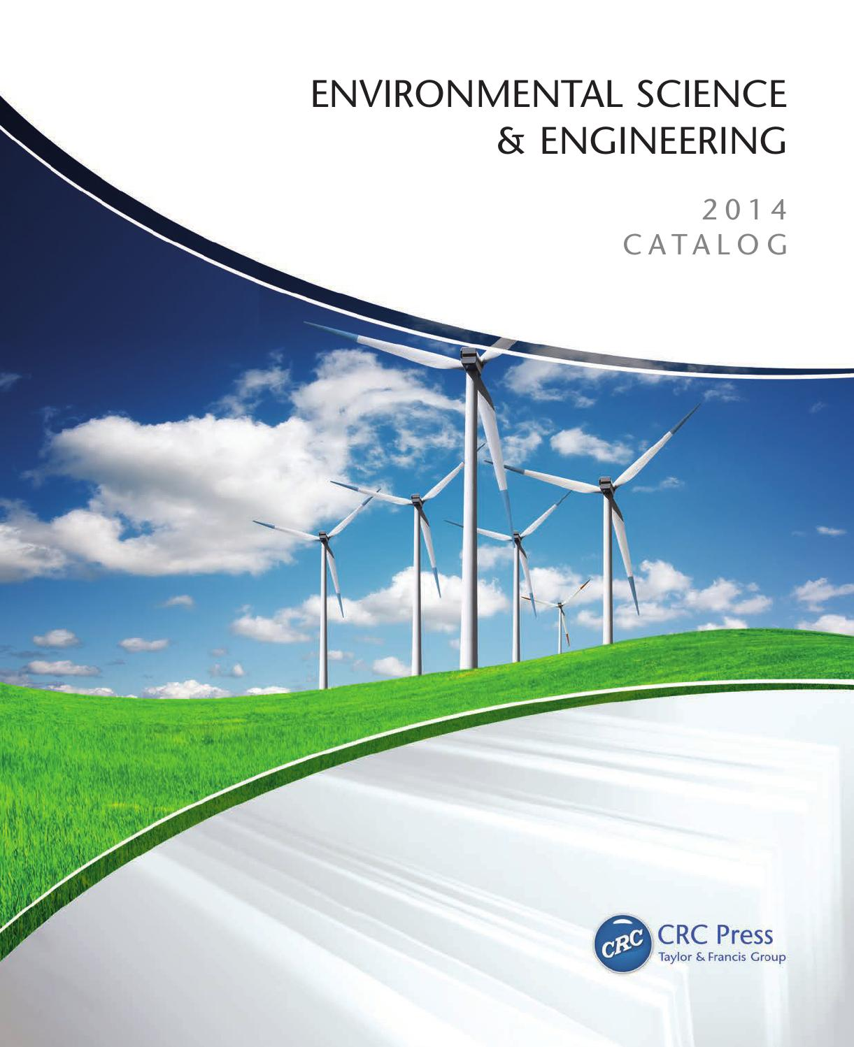 Environmental science engineering by crc press issuu fandeluxe Images