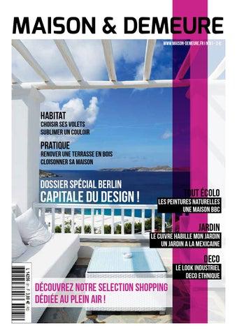 Magazine Maison Et Demeure Numero 81