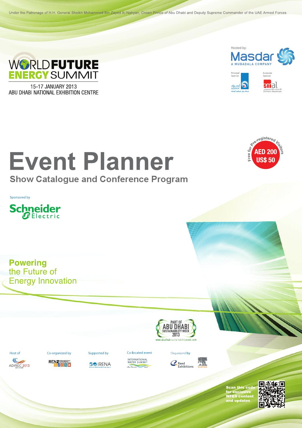 Event Planner - WFES 2014 by Event Publishing Services - issuu