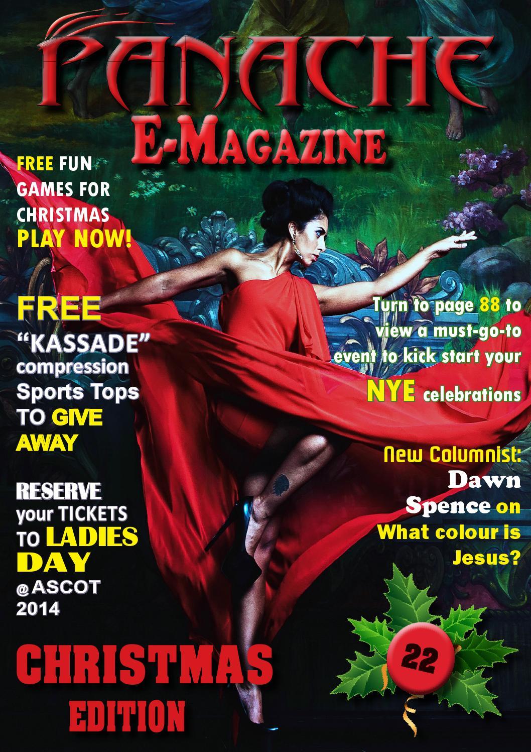Panache E Magazine Issue 22 By Panache Occasions Limited