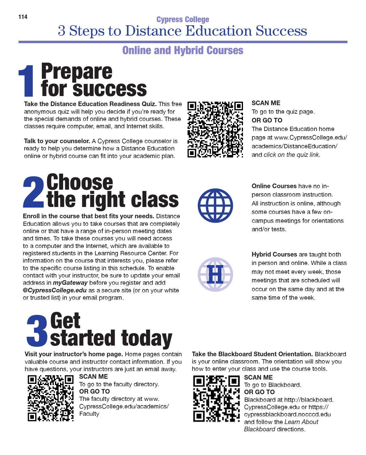 www cypresscollege blackboard
