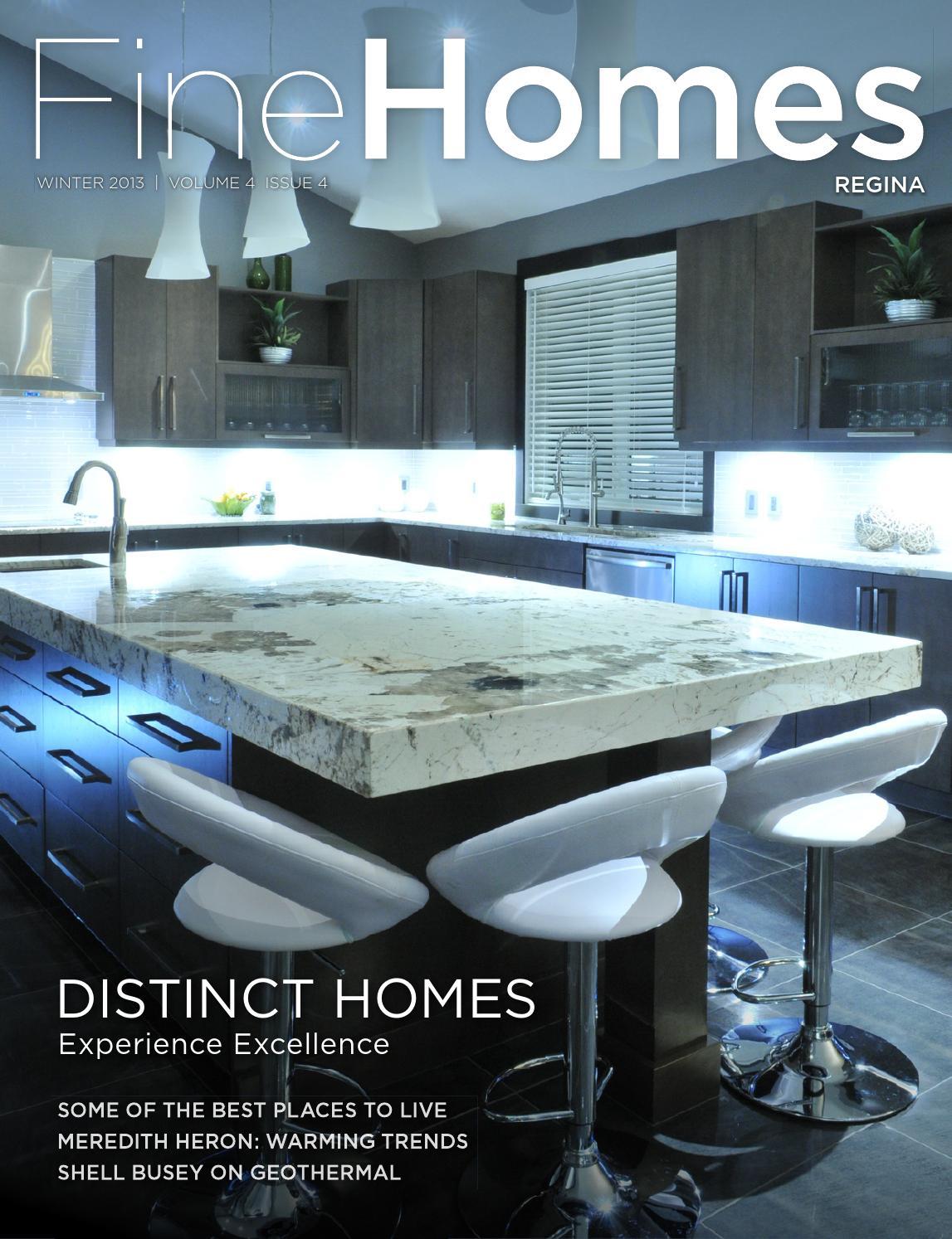 Fine Homes Regina Winter 2013 by Fine Lifestyles - issuu