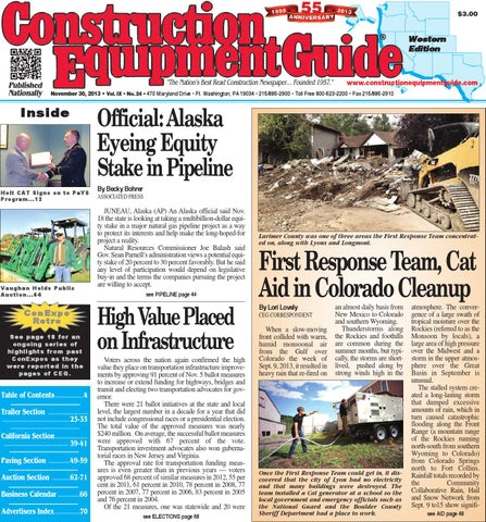 West 9 may 1 2017 by construction equipment guide issuu west 24 2013 fandeluxe Choice Image