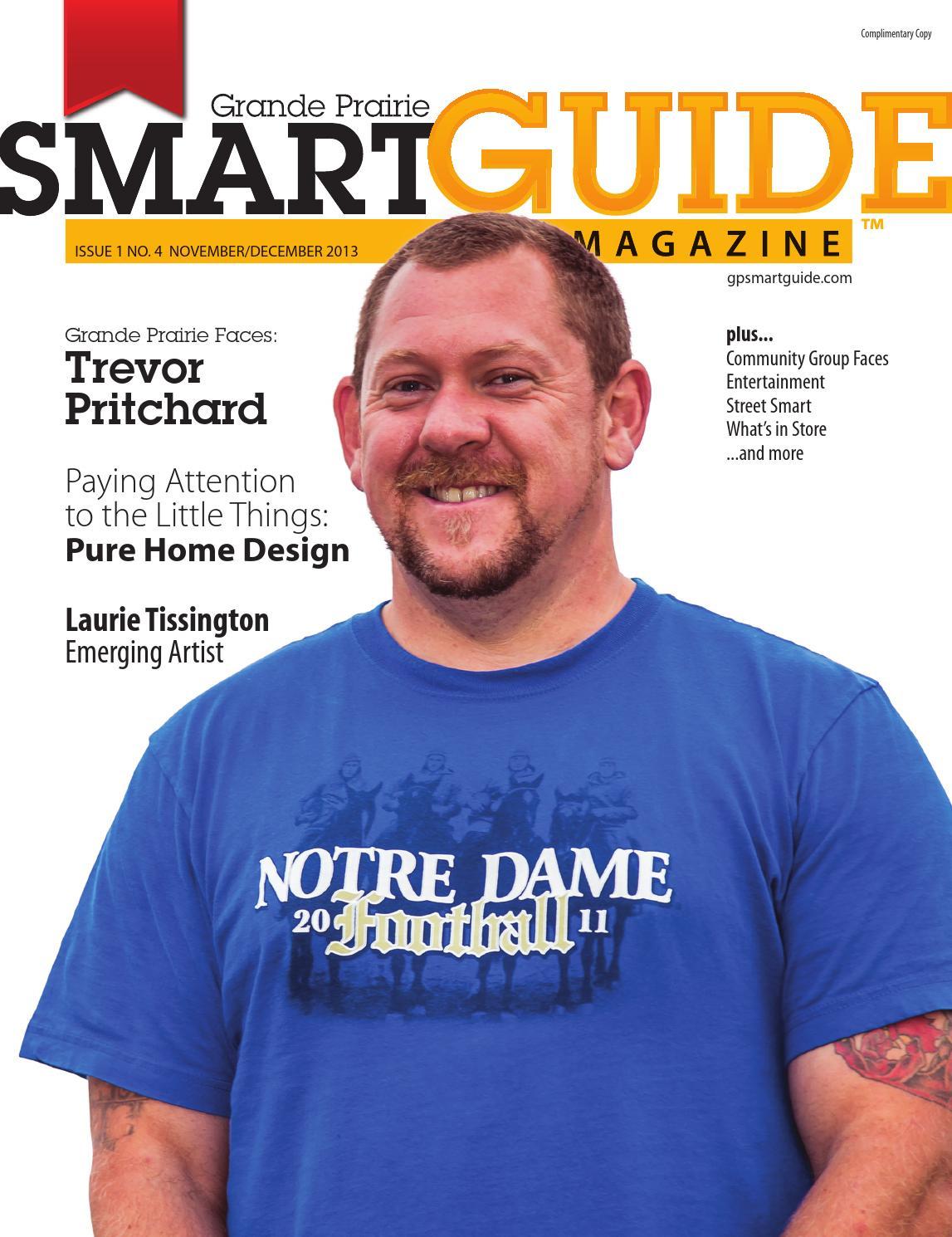 Grande Prairie Smart Guide Magazine Nov/Dec 2013 by Smart