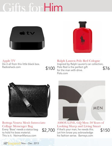 f6beb61a7ef7 Bren Herrera s Luxe Holiday Gift Guide