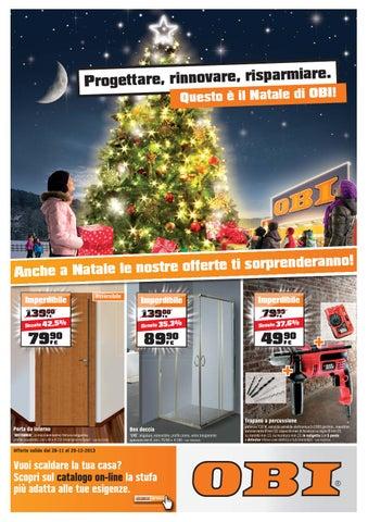 Volantino Obi Dal 28 Novembre Al 29 Dicembre 2013 By Volantinofacile