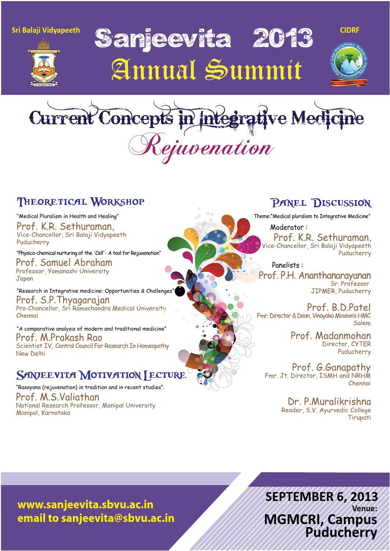 Sanjeevita 2013 by Dept of Medical Informatics - issuu