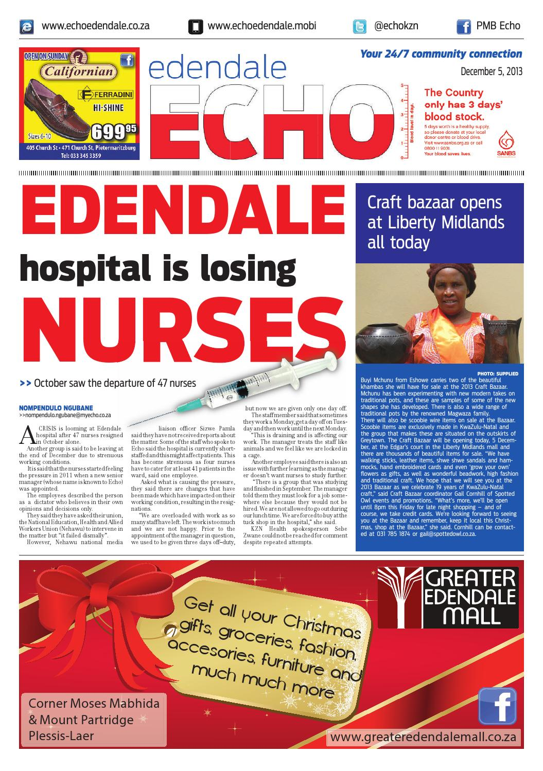 d5e97698b84a4 Echo edendale 5 dec 2013 by Echo Edendale - issuu