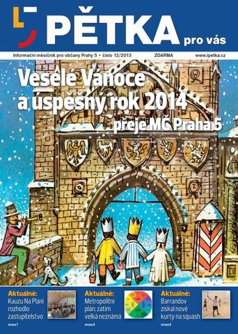 a583fe64118 Pětka pro vás - prosinec 2013 by Pětka pro vás - issuu