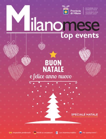 MilanoMese dicembre 2013 - gennaio 2014 by Città metropolitana di ... e2b99a9d4a