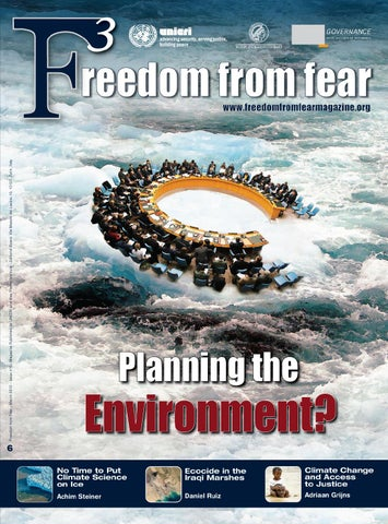 Planning the Enviroment? by F3magazine - issuu