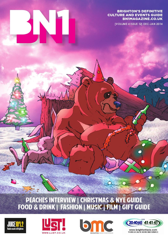 BN1 MAGAZINE DECEMBER - JANUARY 2014 EDITION by BN1 Magazine - issuu