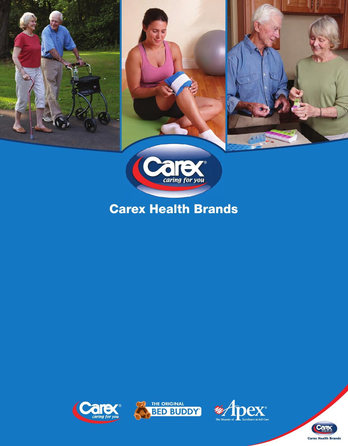 SpecialMade Goods & Services presents CAREX Health Brands by ...
