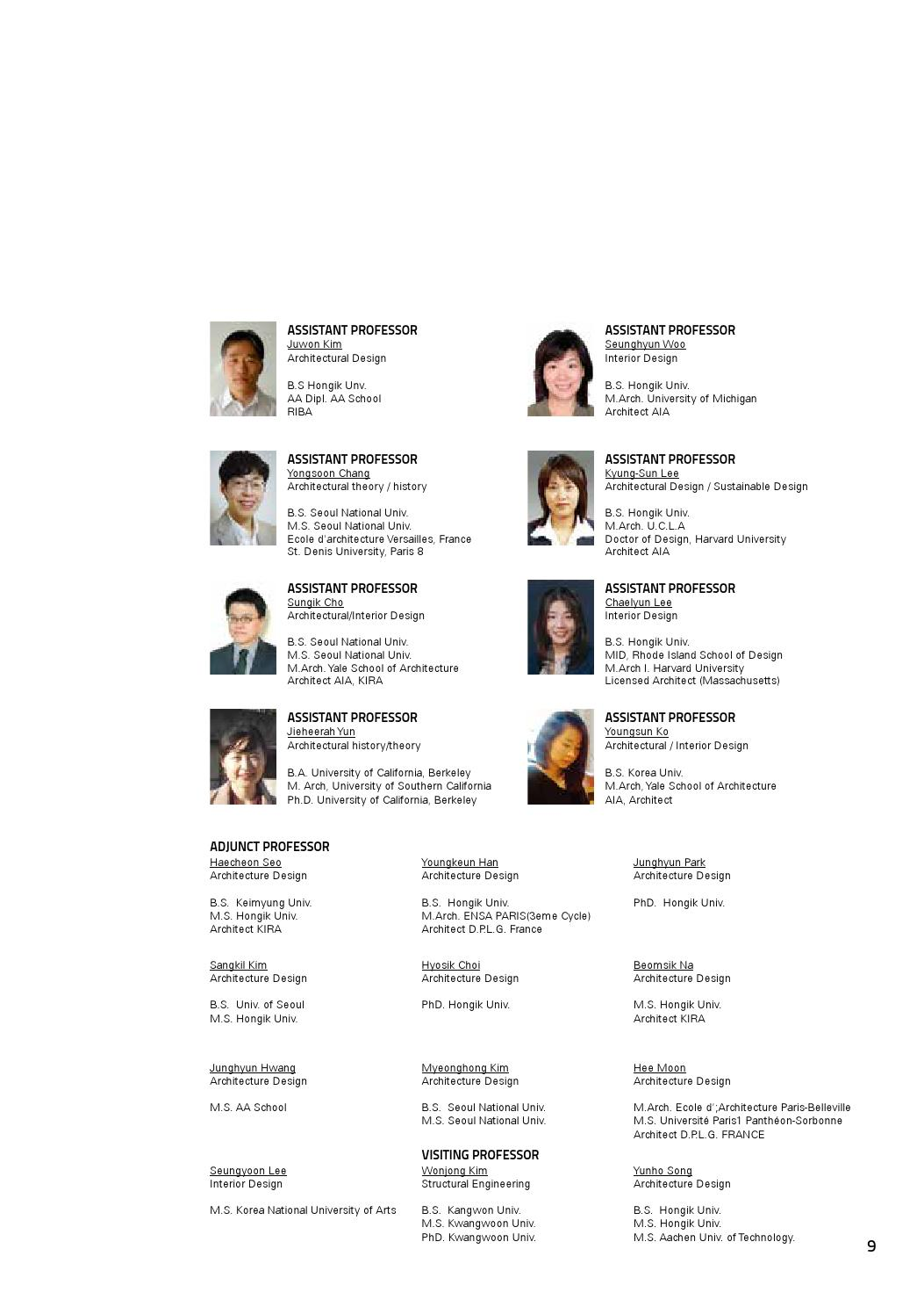 Hongik University School Of Architecture Project Review Annual 2012 By  Hongik University School Of Architecture   Issuu