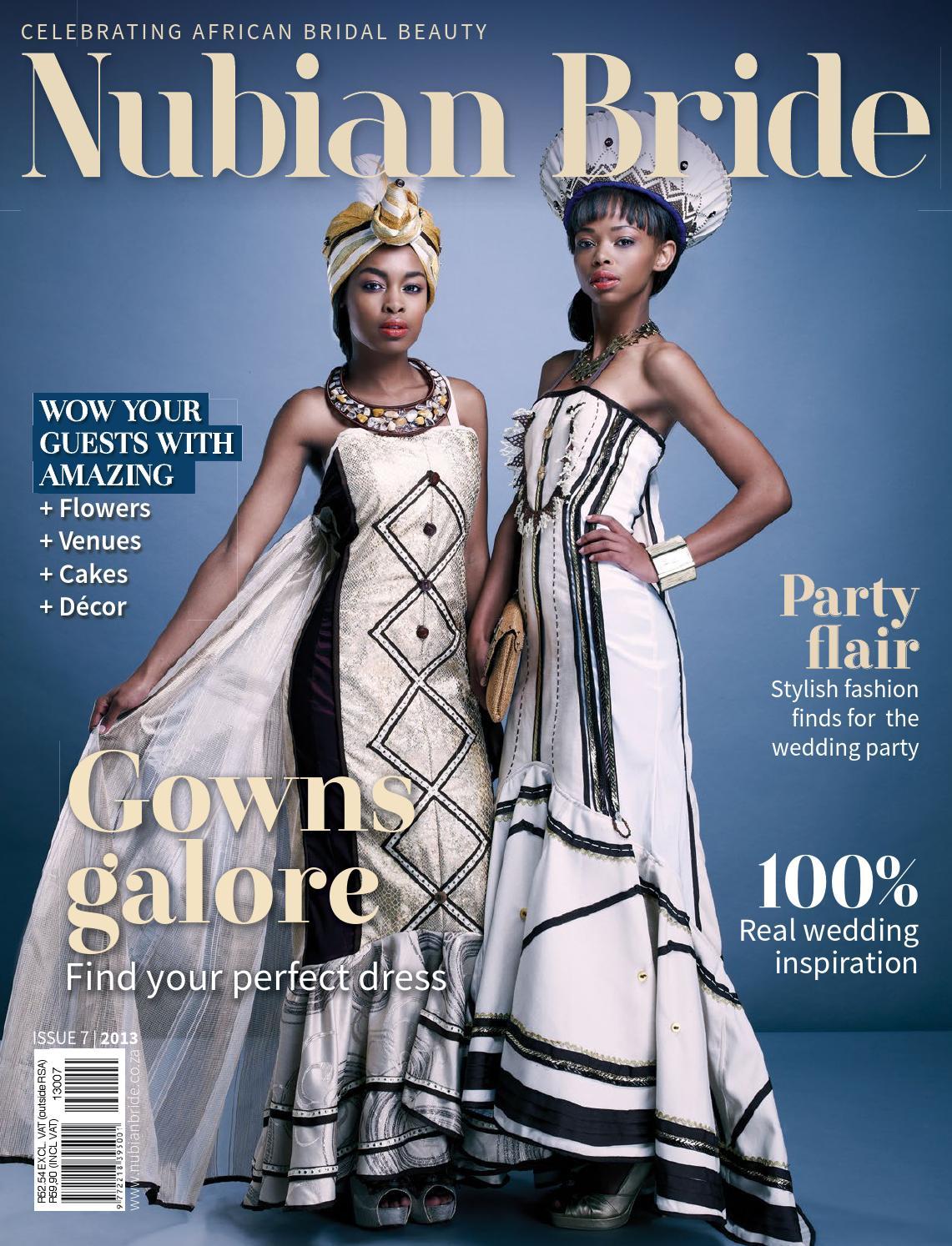 22e5f64207 Nubian Bride Issue 7 by Ballyhoo Media - issuu