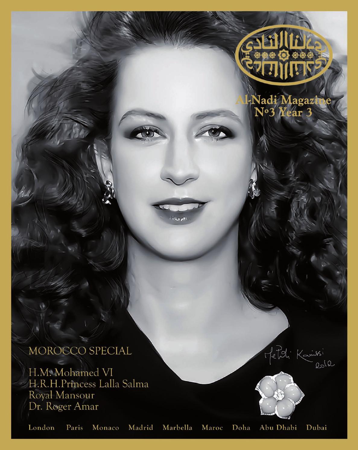 9b2762c15 Al Nadi Magazine 3 by Al Nadi Media - issuu