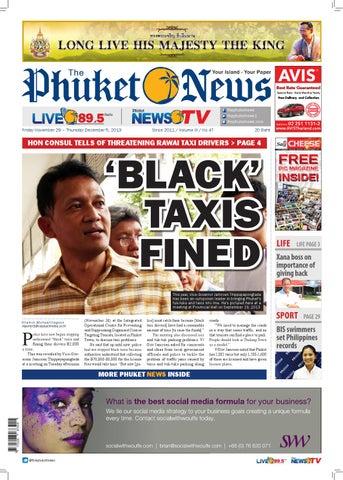 fb02ae6da57 29-11-2013 by The Phuket News - issuu