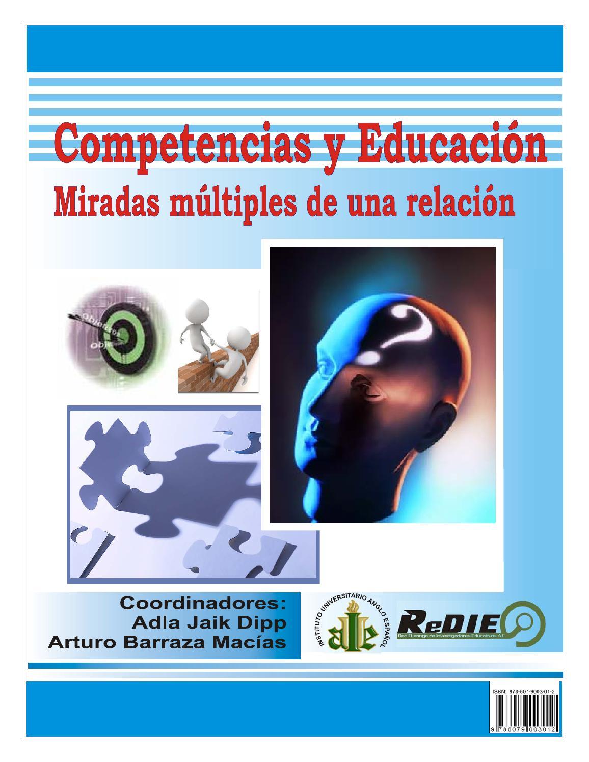 Libro competencias y educacion by CIFE, Centro Universitario - issuu