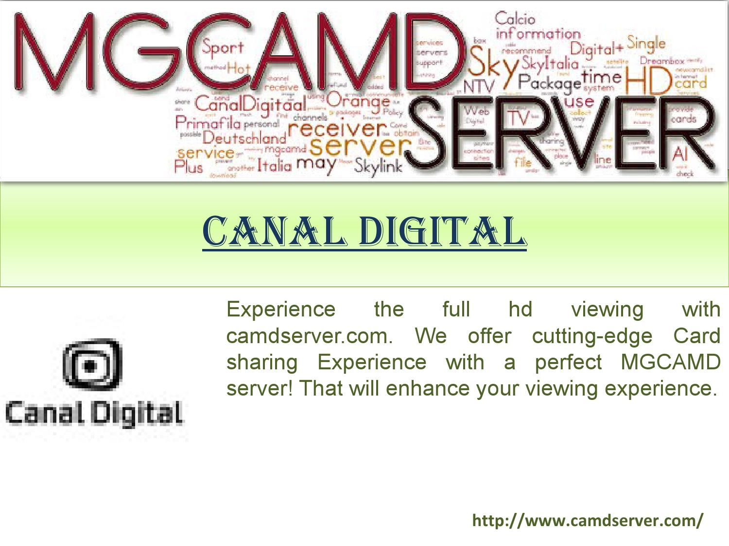 Canal Digital Server Packages by camd server - issuu