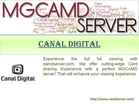 Mgcamd Server Sky