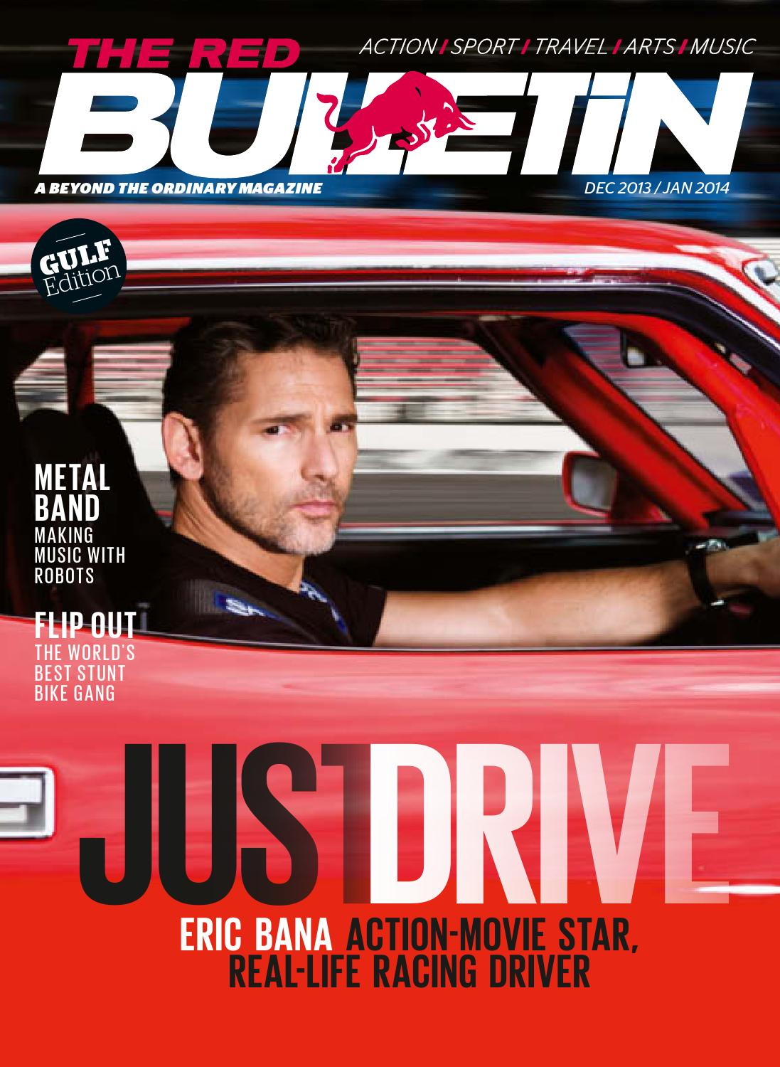 The Red Bulletin December 2013 Kw By Bull Media House Issuu Motorheads Performance Classic Car News Wiring Nightmares Can Be