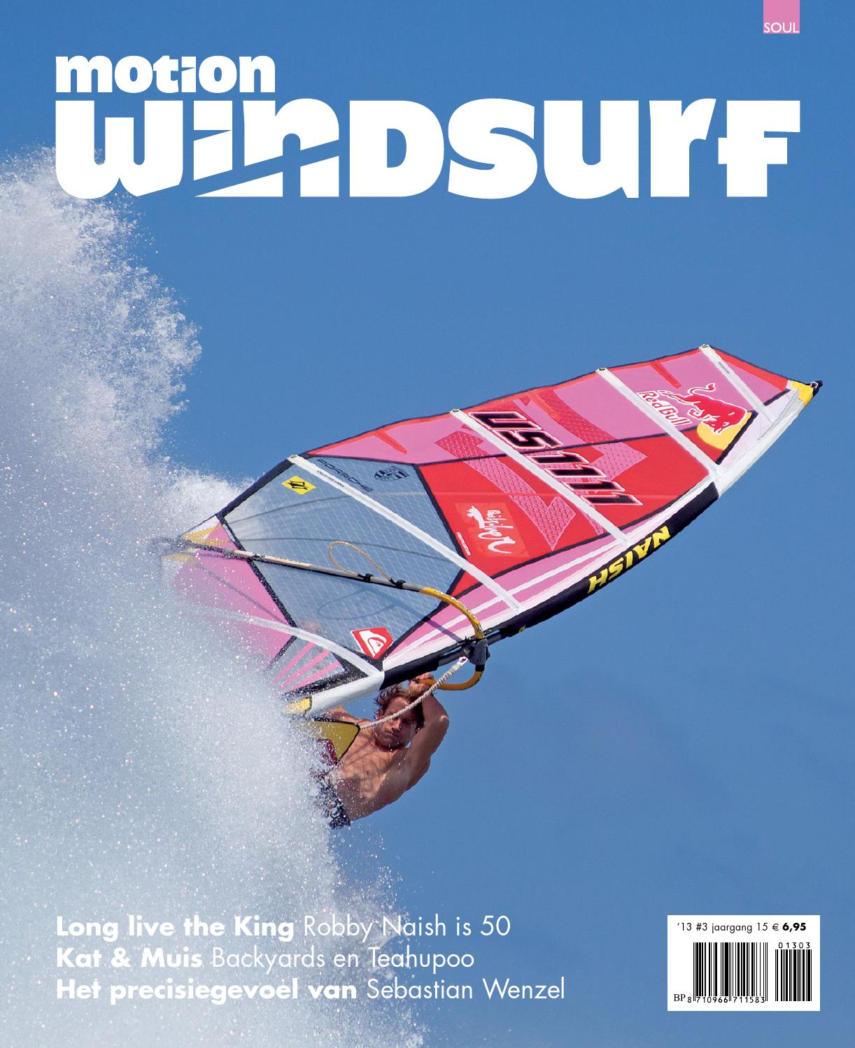 cd9e9d0e5aac33 Motion windsurf magazine #3 2013 by Soul Media - issuu
