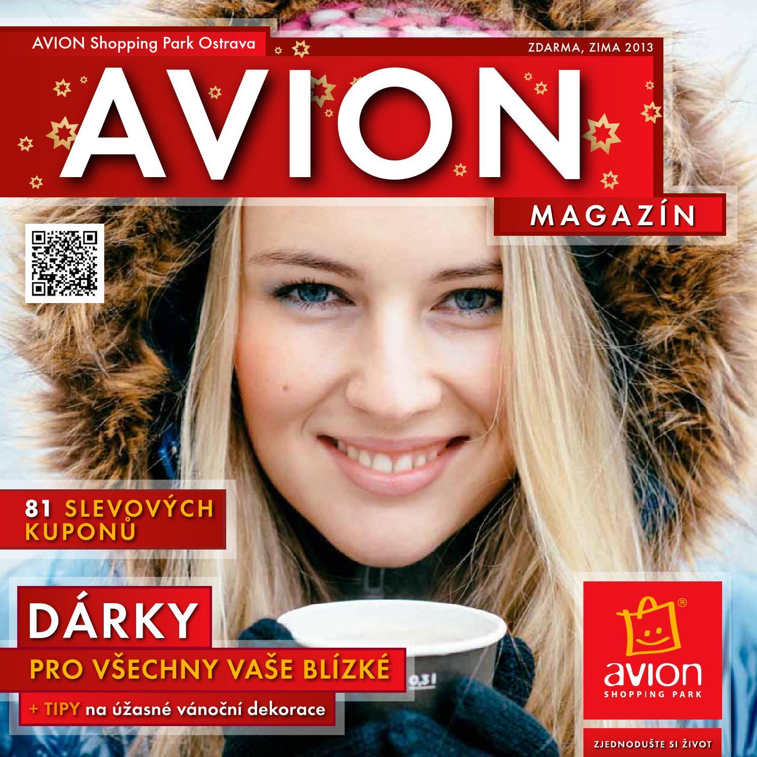 2e89230bd0a AVION Ostrava magazín